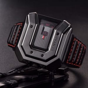 Splendid Futuristic Watch