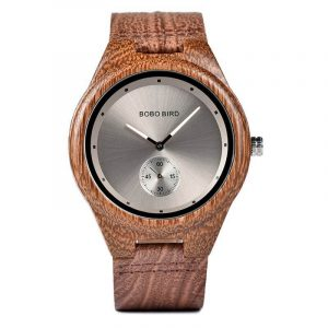 Lumber Wooden Watch