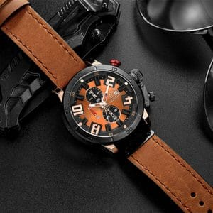Fastis Military Watch
