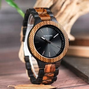 Spectrum Wooden Watch