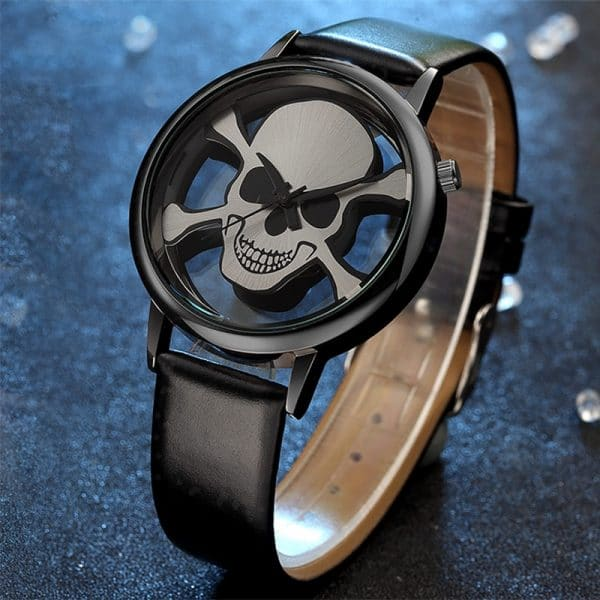 Danger Skull Watch