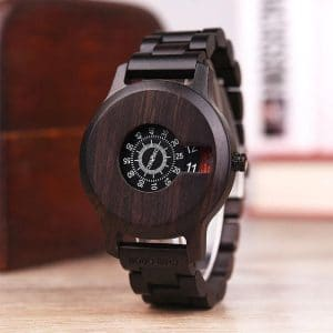 Formula Wooden Watch